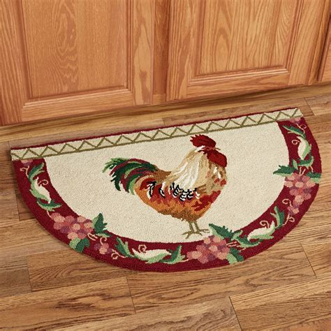 designer kitchen rugs rooster kitchen rugs excellent kitchen floor mats 3257