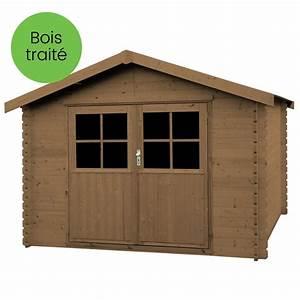 Bois Traité Autoclave : abri de jardin bois trait autoclave 9 92 m mm ~ Dode.kayakingforconservation.com Idées de Décoration