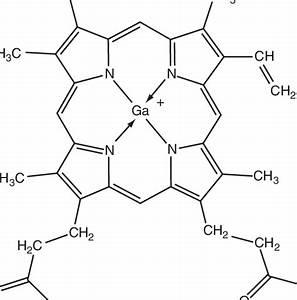 5 Structure Of Gallium Iii  Protoporphyrin Ix  Gappix