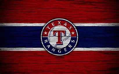Rangers Texas Baseball 4k Mlb Usa Wallpapers