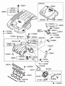 Hyundai Santa Fe Engine Diagram