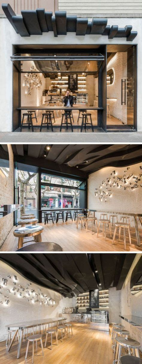 Inside, the handful of counter seats are the kind of place where boston grandpas might gather to wrap their hands around hot. Opportunity to make one outside window wall for indoor outdoor service/seating | Coffee shops ...