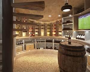 Cave À Vin Enterrée : villa dh cave vin caves vin pinterest cave ~ Nature-et-papiers.com Idées de Décoration