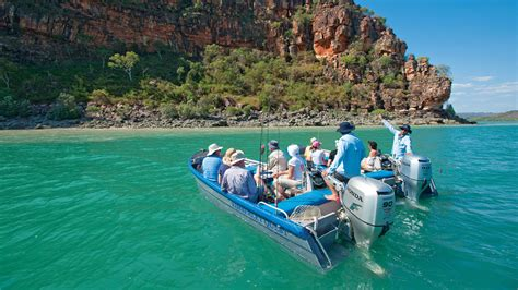 Small Boat Kimberley Cruises by Kimberley Quest Kimberley Cruise Escapes