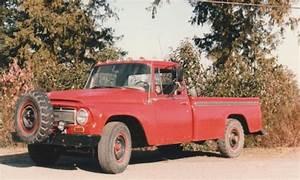 1968 International Travelette Barn Find