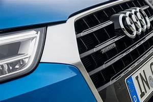 Audi Q3 Restylé : audi q3 restyl il peaufine ses arguments photo 39 l 39 argus ~ Medecine-chirurgie-esthetiques.com Avis de Voitures