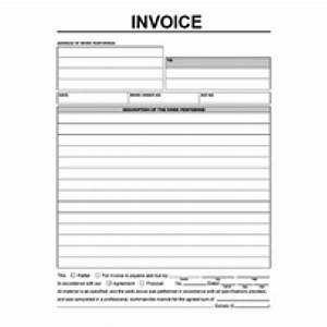 Landscape estimate templates free printable joy studio for Printable contractor invoice