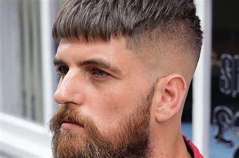 hairstyle pria rambut lurus fresh hair cut
