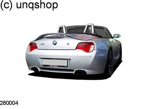 Boot Spoiler Bmw Z4 E85/86 , Only For Roadster E85