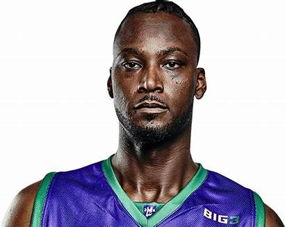 Kwame Brown Headed Monsters Player Big3 Nba