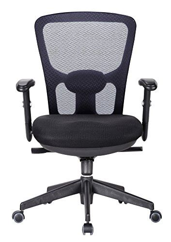 office factor ergonomic executive managers black mesh