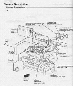 Acura Legend Engine Vacuum Diagram  Acura  Free Engine