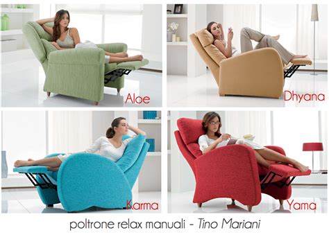 Nuove Poltrone Relax
