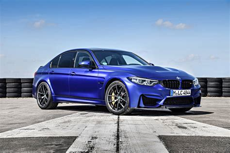 2019 Bmw M3 2019 bmw m3 cs review gtspirit