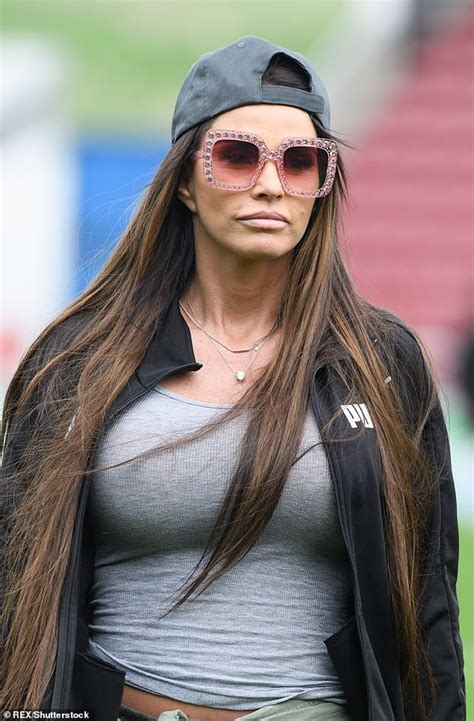 The model and tv personality opened up. Katie Price 'leaves rehab to attend her beautician's wedding after checking in for PTSD'   Daily ...