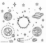 Solar Coloring System Pages Printable Kindergarten Pdf Preschool Drawing Cool2bkids Sheets Space Cool Getdrawings Getcolorings Colorings sketch template