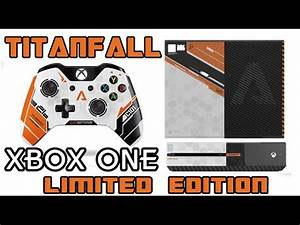 Titanfall - Xbox ONE & Controller Limited Edition ...