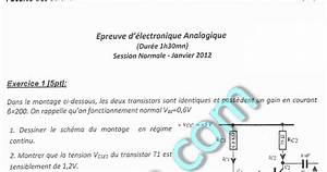 Sujet Des Examens Smp S5 Fsj V1