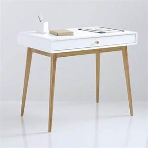 Petit Bureau Design : bureau design bureau moderne en bois m tal blog deco mlc ~ Preciouscoupons.com Idées de Décoration