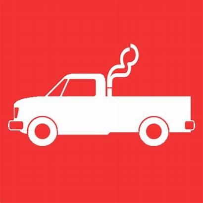 Diesel Truck Icon