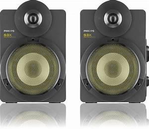Lautsprecher Mit Bluetooth : kabellose stereo lautsprecher mit bluetooth bts3000g 10 philips ~ Orissabook.com Haus und Dekorationen