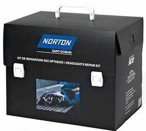 Kit Reparation Phare : r paration des optiques de phare norton abrasifs ~ Farleysfitness.com Idées de Décoration