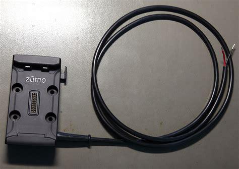 Garmin Wiring Harnes by Garmin Z 252 Mo 595 590 Motorcycle Cradle Wire Harness