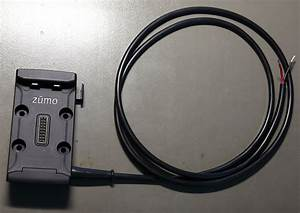Garmin Z U00fcmo 595  590 Motorcycle Cradle Wire Harness Reverse Engineering And Modification