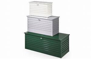 hochwertige boxen truhen fur mobel und zubehor karasek With französischer balkon mit boxen für den garten