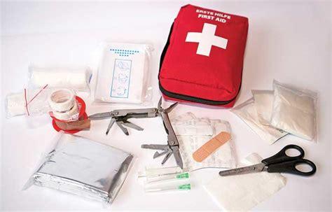 common items   aid kits