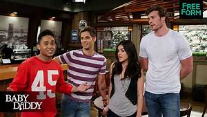 Baby Daddy | Cast of ABC Family's with Lucy Hale ...