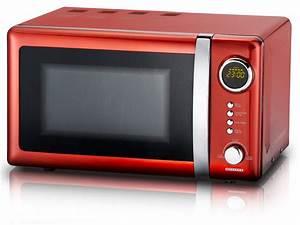 Mikrowelle Rot Retro : 700 watt mikrowelle retro design rot timer 5 leistungsstufen 20 liter garraum adexi16330109 ~ Eleganceandgraceweddings.com Haus und Dekorationen