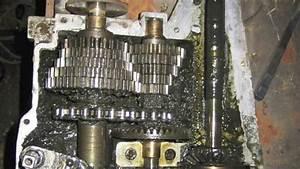 Honda Harmony 1011 Spicer Transaxle Repair