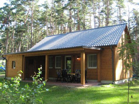 Ferienhaus Im Wald Am See, Mecklenburgische Seenplatte