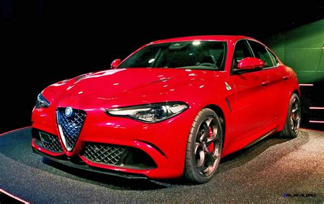 2018 Alfa Romeo Giulia Color Test 4