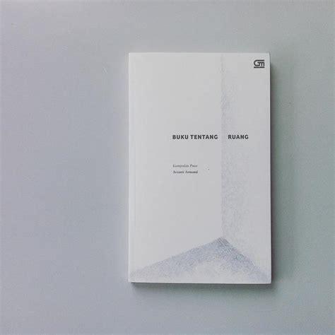 buku tentang ruang kumpulan puisi  avianti armand