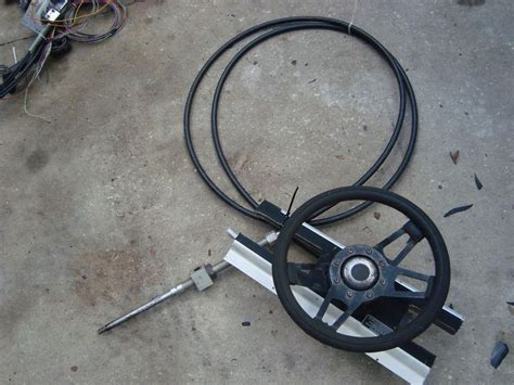 Marine Steering Cable Parts by Buy Steering Cable Marine Wheel Wellcraft 19 Foot Teleflex