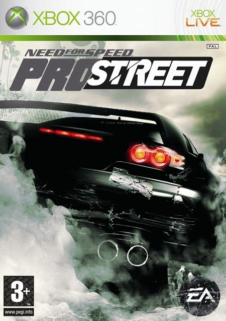 Free Game Download Need for Speed ProStreet XBOX 360 ...