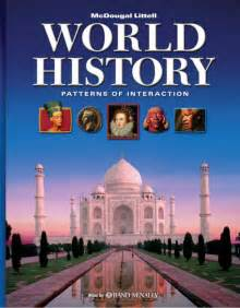 high school history book modern world history textbook social tb