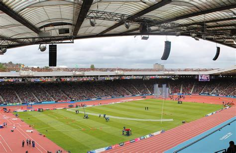 hampden park stadium capita real estate  infrastructure