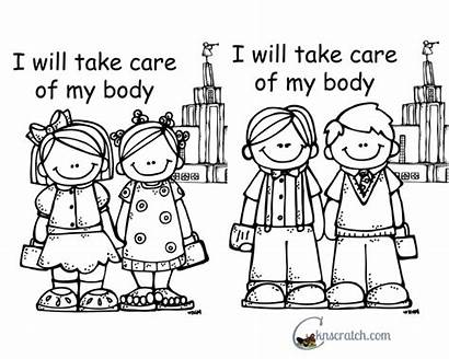 Pages Care Coloring Take Ones Lesson Nursery