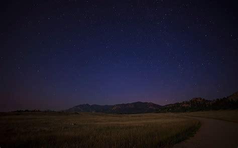cielo noche estrellas naturaleza fondos de pantalla gratis