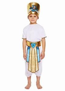 Egyptian Boys Fancy Dress Historic Ancient Egypt Pharaoh ...