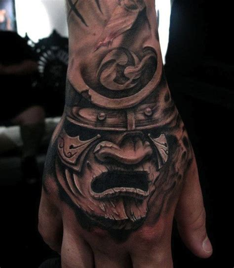 samurai tattoo designs  men noble japanese warriors