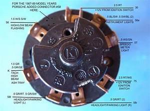 Porsche 911 Steering Wheel Switch Replacement
