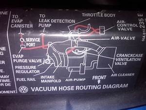 Vacuum Hose Diagram Needed