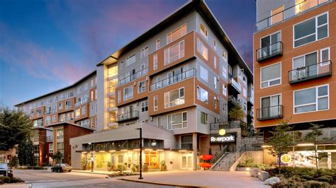 Riverpark Apartments In Downtown Redmond
