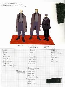 Macbeth, 2002, Northern Broadsides, wardrobe book