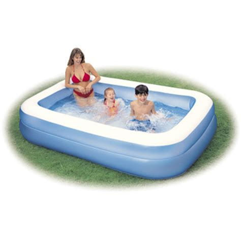 piscine gonflable rectangulaire carrefour