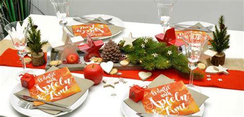 Tischdeko Zu Weihnachten by Tischdekoration F 252 R Jeden Anlass Tischdeko Shop